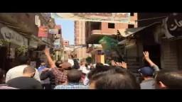 مسيرة مسجد خالد بن الوليد بالخصوص 3_4_2015