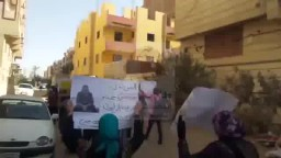 طلاب ضد الانقلاب الجامعات الخاصة _6 اكتوبر