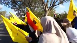 حرائر دسوق فى ختام فعاليات الثورة لن تركع