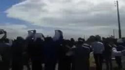 مسيرة لثوارمركز بنها -أوقفوا إعدام الوطن