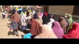 مسيرة قرية الأعلام بالفيوم ضد الانقلاب