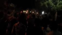مسيرة بالميمون بعد مرور 60 يوم علي حصارها