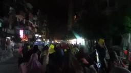 مسيرة غاضبة بالورديان لرفض محاكمة الرئيس