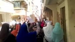 ثوار كفر الدوار بجمعة العمال طليعة الثورة