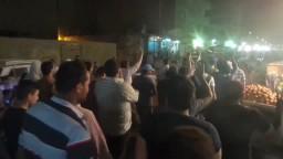 مسيرة امبابة فى اسبوع العمال طليعة الثورة