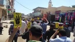 العامرية في مسيرة بشارع الجمهورية 8 /5 /2015