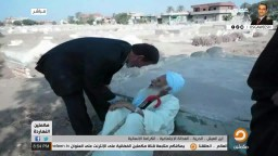 بكاء الإعلامي جاويش تأثرًا بموت د/ فريد