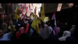 مسيرة امبابة .. الثورة أقوى  الجمعة 15 / 5 / 2015