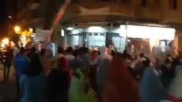 مسيرة ثوار كفر الدوار تحت شعار للظلم نهاية