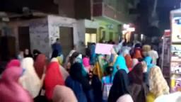 مسيرة ليلية ببندر ناصر _ الصمود طريق النصر