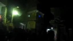 مسيرة لشباب قرية الميمون المحاصرة  6_6_2015