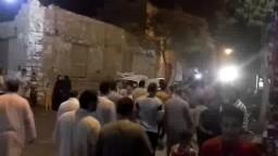 مسيرة ثوار أشمنت _ الثورة تطارد الإنقلاب