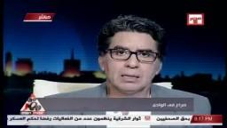 ناصر عن التشويش على حلقته .. شاهد ماذا قال