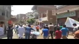 مسيرة قرية طليا  - بسواعدنا نسترد ثورتنا