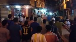 مسيرة حاشدة بالورديان تنديدا بالاعتقالات