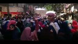 مسيرة امبابه - شارع الاقصر 19- 6 -2015
