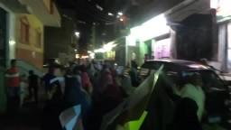 مسيرة حاشدة لاحرار الخانكة - رمضانكم ثورة
