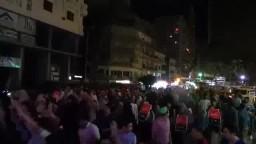 الاسكندرية تثور للمطالبة برحيل السيسي
