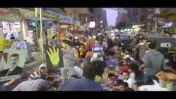 فطار من ايام رابعة في امبابة  30 / 6 /  2015
