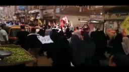 امبابة فى الذكري الثانية للانقلاب 3 / 7 /  2015