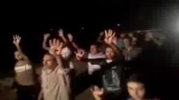 مسيرة ليليه لثوار مركز دمنهور 3_7_2015