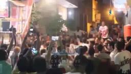 مسيرة لأولتراس مصر سياسى ونهضاوى بناهيا