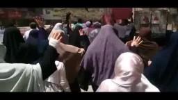 مسيرة الوراق--امام مسجد الحرمين - عودوا لثورتكم