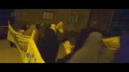 رغم حملات الاعتقال : البصارطة تنتفض 4-8-2015