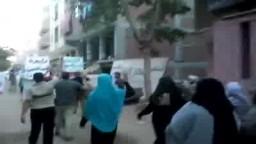 مسيرة العيايدة .. بدماء الشهداء تشتعل الثورة