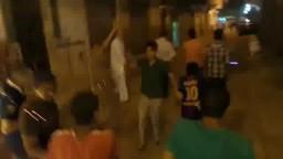 مسيرة لشباب العوايد رفضا لحكم العسكر