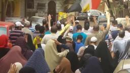 المعادي في جمعة غضبة الغلابة والمظلومين