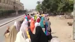 مسيرة حاشدة لثوار كفر الدوار -غضبة الغلابة