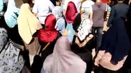 مسيرة ثوار سيدي بشر عقب صلاة الجمعة