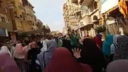 مسيرة بركة السبع الجمعة 18_9_2015