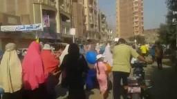 مسيرة أحرار ديرب نجم ..  عيد الاضحى