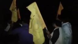 مسيرة ليلية لثوار مركز دمنهور 3/10/2015