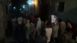 مسيرة الميمون ضد انتخابات برلمان الانقلاب