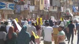 الرمل تكسر الحصار الامني بمسيرة أبو سليمان