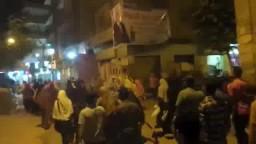 تظاهرة بني سويف فى ختام فعاليات الاسبوع