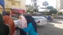 حوريه الثوره -خرجوا اخواتنا من الزنازين