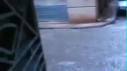 شاهد ماذا فعلت مياه الأمطار في شوارع محرم بك