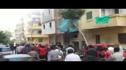ثوار وسط الاسكندرية رفضا للحكم الفاشل
