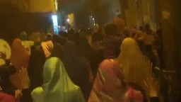 مسيرة حاشدة بالميمون 13نوفمبر 2015