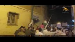 منشية الرضوان تواصل حراكها ضد الإنقلاب