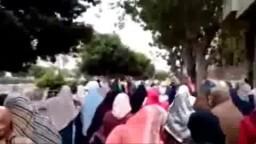 احرار وحرائر الاسكندرية ينتفضون -جمعة ثورة الكرامة