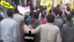 ثوار الجيزة يتحدون امن الانقلاب :ثورتنا وهنكملها