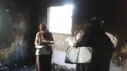 جيش كامب ديفيد -يحرق البيوت في دمياط