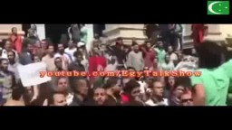 مظاهرة حاشدة أمام نقابة الصحفيين