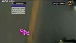 أمن الإنقلاب تطلق قنابل الغاز على الثوار