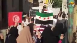 اهالى المنصورية -ثورة ضد الظلم والطغيان